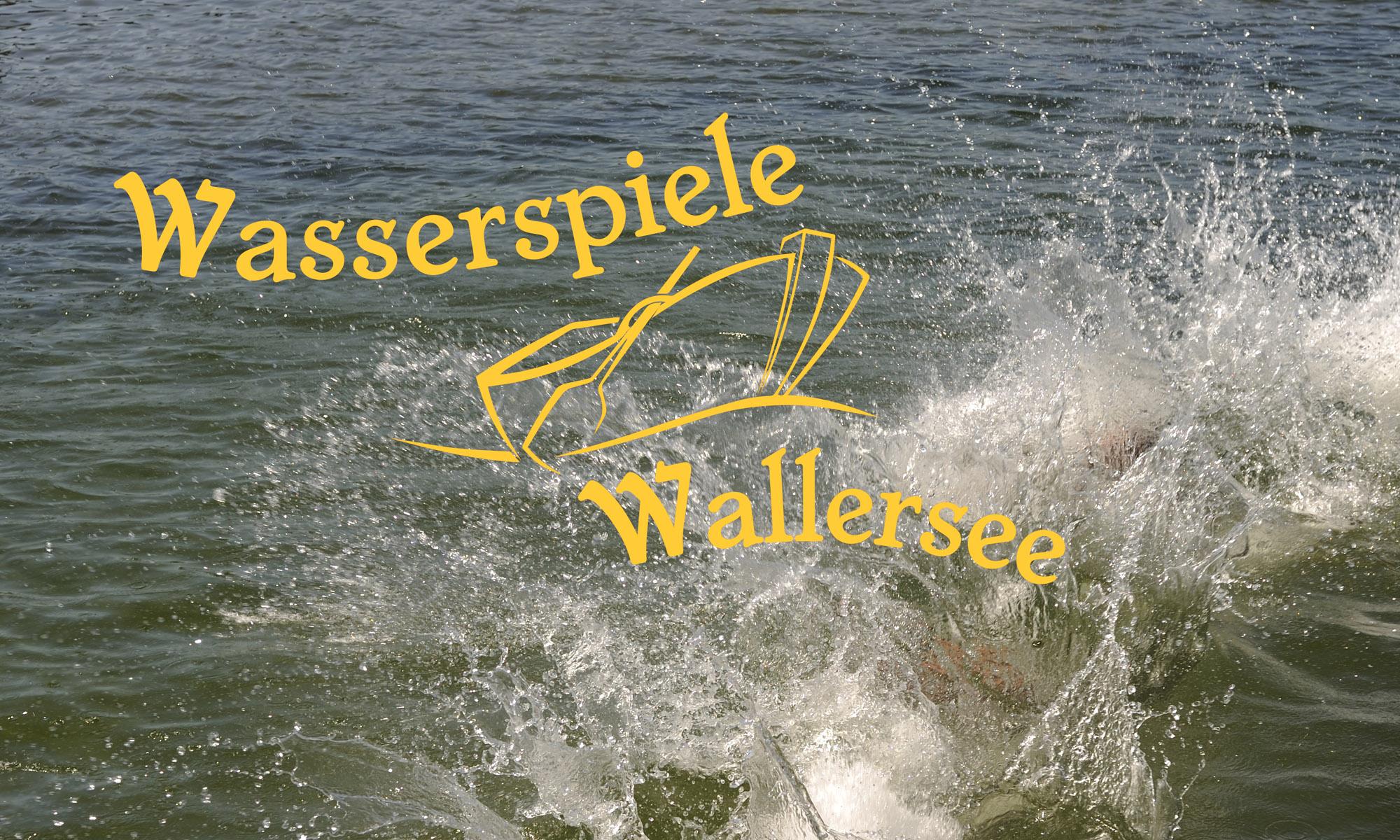 Wasserspiele Wallersee